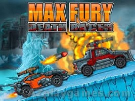 Play Max Fury Death Racer