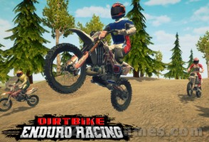 Play Dirt Bike Enduro Racing