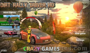 Play Dirt Rally Driver HD