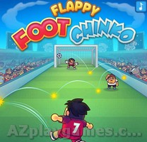 Play Flappy Foot Chinko