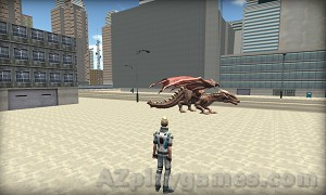 Play Game of Dragons 3D