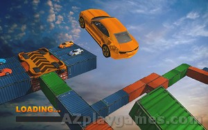 Play Ramp Car Stunts Racing Impossible Tracks 3D