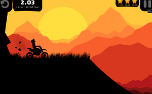 Play Sunset Bike Racer