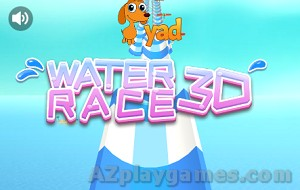 Play Water Race 3D