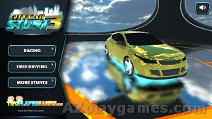 Play City Car Stunt 3