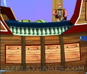 Play Top shootout: The Pirate Ship