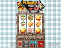 Play Yummy Slot Machine