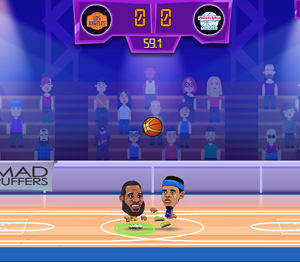 Play Basketball Legends 2020