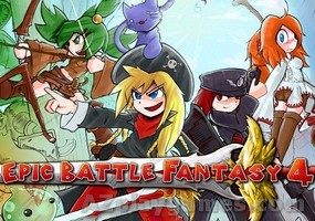 Play Epic Battle Fantasy 4