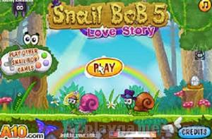 Play Snail Bob 5