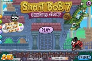 Play Snail Bob 7