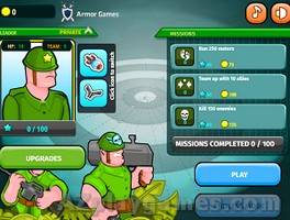 Play Battalion Commander