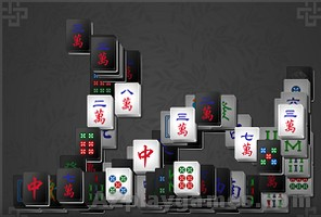 Play Black and White Mahjong 3
