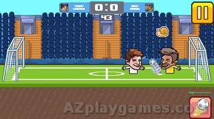 Play Bobblehead Soccer Royale