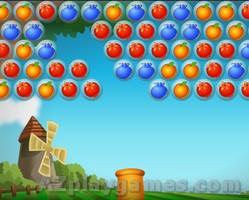 Play Bubble Fruit