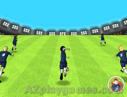 Play Captain Football EURO