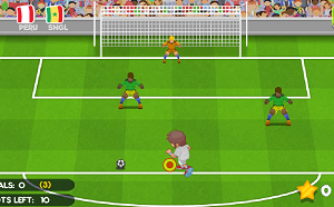 Play Drop Kick: World Cup