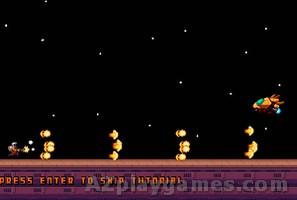 Play Humanoid Space Race