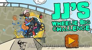 JJ's Wheelie Big Challenge