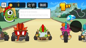 Play Kizi Kart Racing