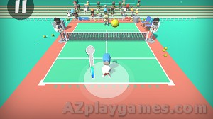 Play Mini Tennis 3D