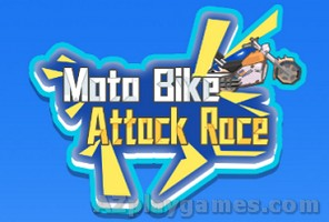 Play Moto Bike Attack Race Master 3D