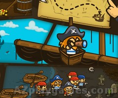 Play Pirates vs. Undead