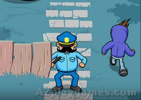 Play Robber Dash