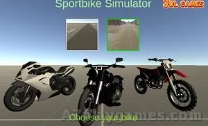 Play Sportbike Simulator