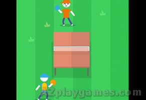 Play Stickman Pong
