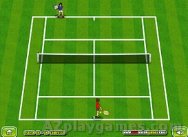 Play Tennis Star