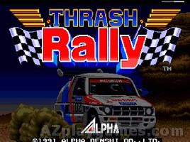 Play Thrash Rally (Arcade)