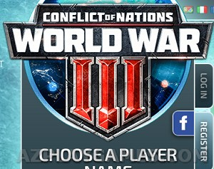 Play Conflict of Nations WW3