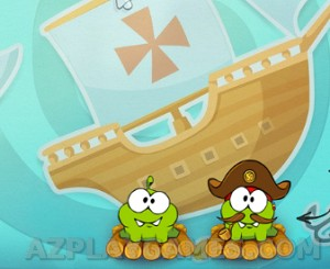Play Cut the Rope Time Travel