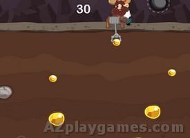 Play Gold Miner Tom