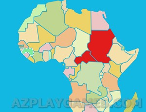 Play Play Geography Africa