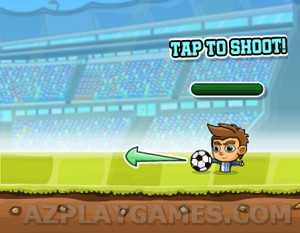 Play Puppet Soccer Challenge