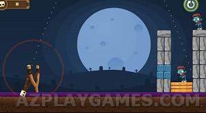 Play Skulls vs Zombies