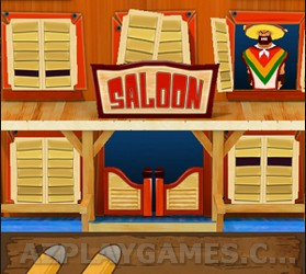 Play Top Shootout: The Saloon